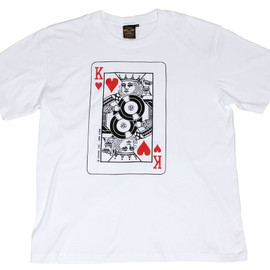 BBP - King Loves Vinyl Tee