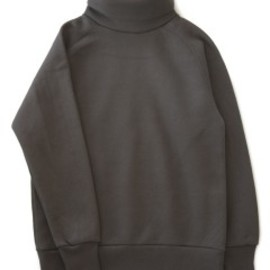PHINGERIN - Turtle Neck Sweat (blackgrey)