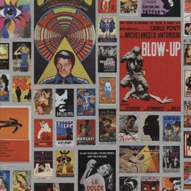 Judith Salavetz, Spencer Drate, Sam Sarowitz, David Kehr - Art of the Modern Movie Poster: International Postwar Style and Design