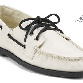 BAND OF OUTSIDERS - Sperry Top-sider  Men's 3 Eye Boat Shoe by Band of Outsiders