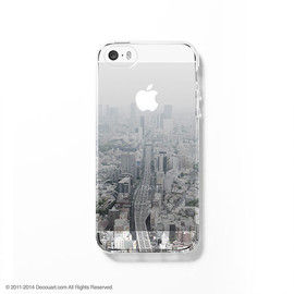 Decouart - iPhone 5s / 5 / 5C / 4s / 4 ケース 東京市 C049