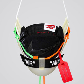 ZG Design, NIKE, Off-White™️ - Air Presto Mask - Off-White™️