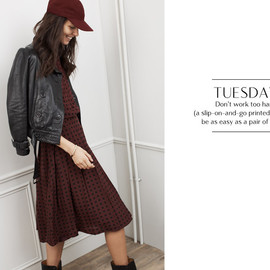 Madewell - This set up