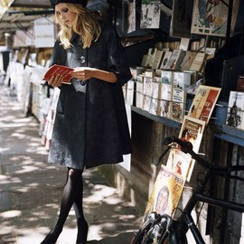 The Bouquinistes of Paris, France