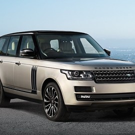 Land Rover - 2015 Range Rover Autobiography Black