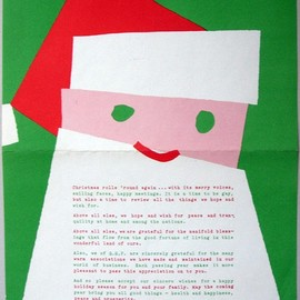 Paul Rand - El Producto Christmas Letter, 1952