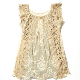 ALBERTA FERRETTI - Lace Dress (One-Piece)