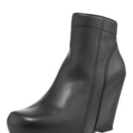 Rick Owens - Wedge Ankle Boot
