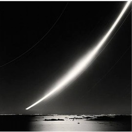 Michael Kenna - Full Moonrise, Chausey Islands, France