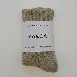 YAECA - COTTON SILK SOCKS