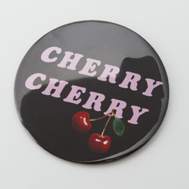 Katie - CHERRY CHERRY Badge