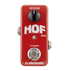 TC Electronic - Hall of Fame mini Reverb