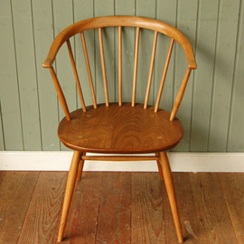 Ercol - smokers chair