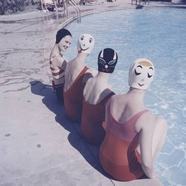 Bathing Caps: source/by unknown