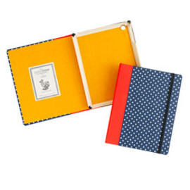 J.CREW - Patterned DODOcase™ for J.Crew for iPad with camera hole