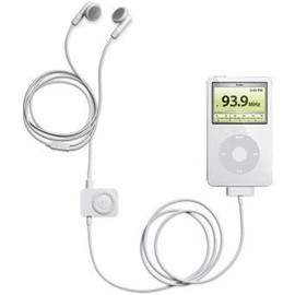 Apple - iPod Radio Remote