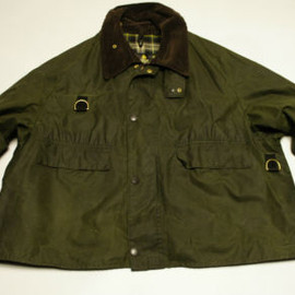 Barbour - spey wading jacket