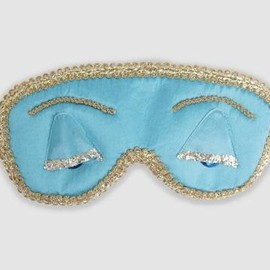 "Mary Green - ""Breakfast At Tiffany's""  Sleep Mask"