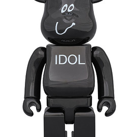 MEDICOM TOY - IDOL BE@RBRICK 400%