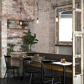 interior - Feast of Merit — Richmond, Melbourne