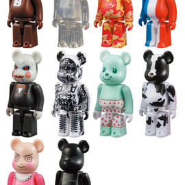 MEDICOM TOY - BE@RBRICK SERIES 12
