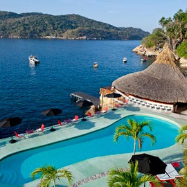 Boca Chica Hotel - Acapulco, Chile, Spring week-end with Arrow