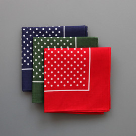 LABOUR AND WAIT - Polkadot Handkerchief