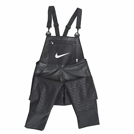 ALCH, NIKE - Dungaree - Black