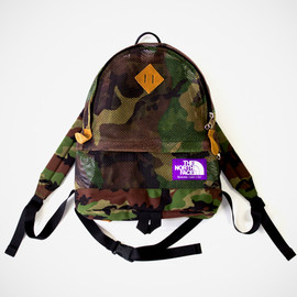 THE NORTH FACE PURPLE LABEL - Medium Mesh Day Pack