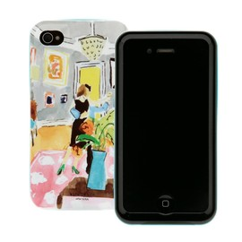 kate spade NEW YORK - KATE SPADE HARD IPHONE CASE AGENDA IPHONE 4DANCERS