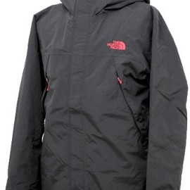 THE NORTH FACE - SCOOP JACKET 〔KR:ブラック〕