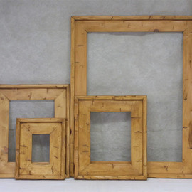 Gallup - HAND HEWN FRAME