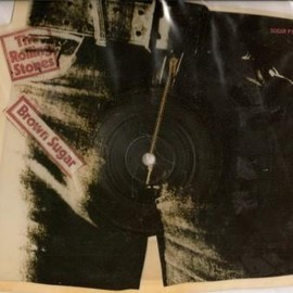 "The Rolling Stones - Brown Sugar 7"" Picture Disc"