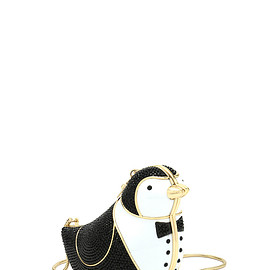 kate spade NEW YORK - wedding belles penguin suit clutch