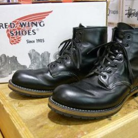 RED WING - beckman