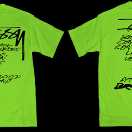 Stussy - World Tour Group 4 Futura
