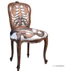 THE ANATOMICALLY CORRECT CHAIR