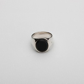 Tom Wood - Oval Onyx