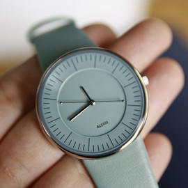 Kaj Watch (Blue) by Karim Rashid