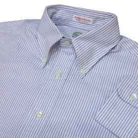 KEATON CHASE USA - Candy Stripe Oxford B/D shirts