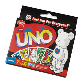 MEDICOM TOY - BE@RBRICK UNO™ CARD GAME