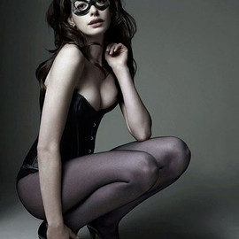 クリストファー・ノーラン監督 - The Dark Knight Rises / Cat Woman / Anne Jacqueline Hathaway