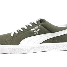 Puma - CLYDE CANVAS LEATHER FS 「LIMITED EDITION」