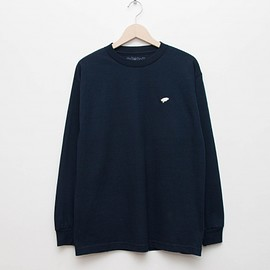 cup and cone - Basic L/S - Navy