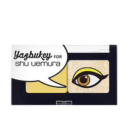 Yazbukey for shu uemura - Duo Eye Shadow -Yellow-