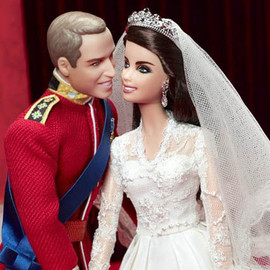 Barbie - William and Kate