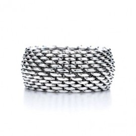 TIFFANY&Co. - Tiffany Mesh Ring