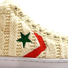 "CONVERSE - Concepts x Converse Pro Leather ""Aran Sweater"""