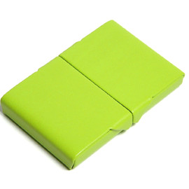 Giorgio Fedon - card case (lime green)