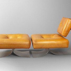 Oscar Niemeyer - Lounge chair